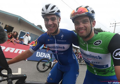 Kasper Asgreen leider na tweede rit in Ronde van Zwitserland