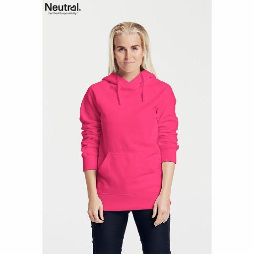 Neutral Ladies Hoodie Navy Blue