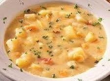 Crock Pot Potato Broccoli Cheese Soup