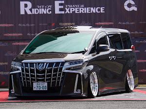 アルファード AGH35W V6-3.5ℓscグレードのカスタム事例画像 のむりん@Truth Racingさんの2019年09月30日01:45の投稿