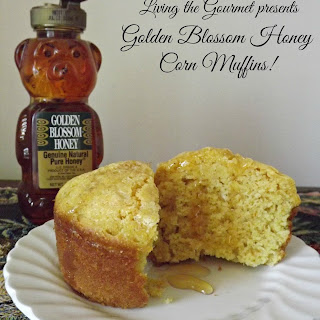 Honey Corn Muffins