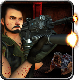 Contract Assassin 3D - Zombies