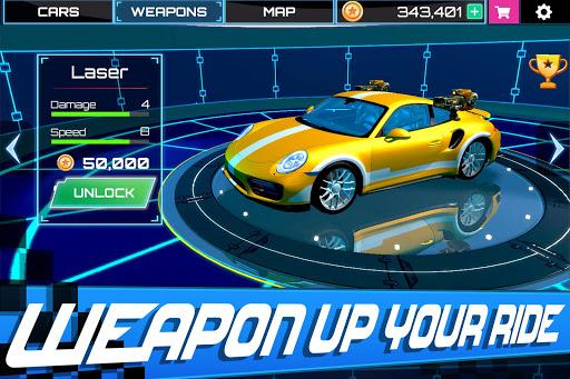 Race'N Blast screenshot 1