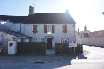 maison à Saint-Seine (58)