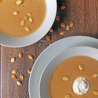 White Pumpkin Soup Recipes.