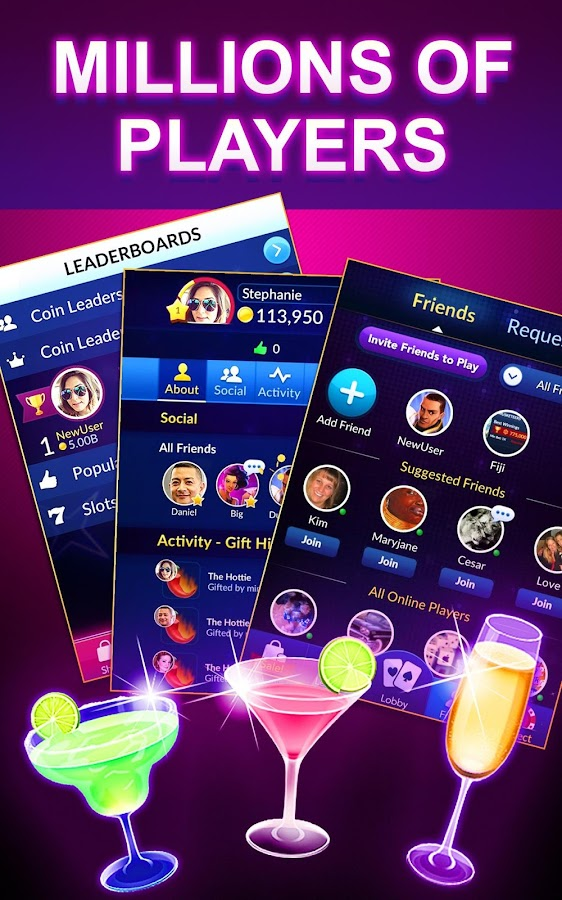 Free Slots Games on Mobile - Jackpot Magic Slots - Big Fish Games