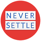 Never Settle Wallpapers icon