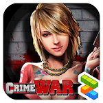 Crime War Icon