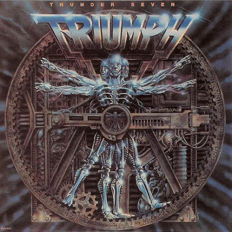 CD - Thender Seven