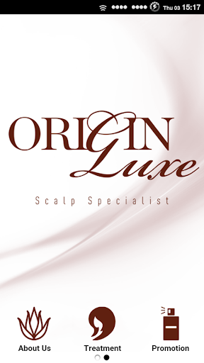 Origin Luxe Scalp SG
