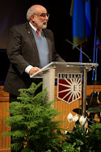 Photo: Special Remarks by President J. David Arnold