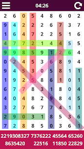 Number Search Puzzles – Number games pastime free 9