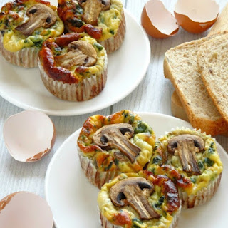 Healthy Egg Cups.