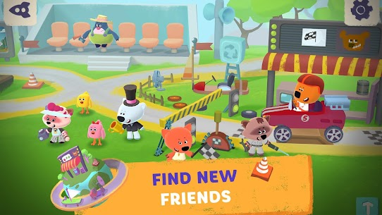 Be-be-bears in space Mod Apk 5