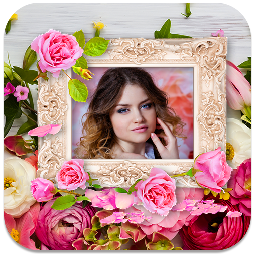 Flower Photo Frames (app)