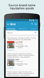 BULQ - Source Smarter, Sell Better- screenshot thumbnail