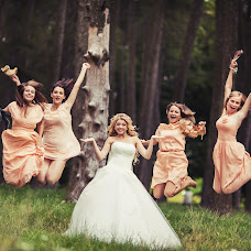 Wedding photographer Olya Bogachuk (Kluchkovskaya). Photo of 21.09.2013