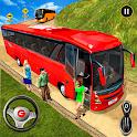 OffRoad Tourist Bus Games icon