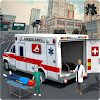 Ambulance Rescue Game 3D 2017