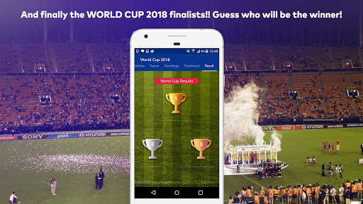World Cup 2018 in Russia - Live Score, Match, News 6.0 screenshots 7