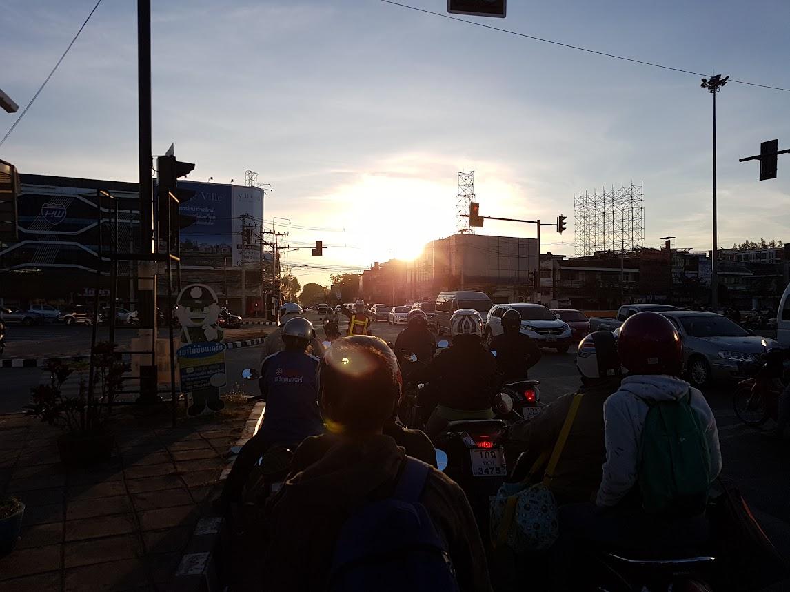 Chiang Mai naar Lampang