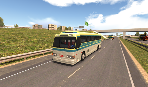 Heavy Bus Simulator - screenshot