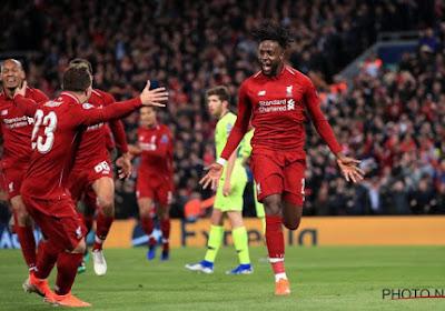 Divock Origi heeft zich met twee goals onsterfelijk gemaakt bij Liverpool