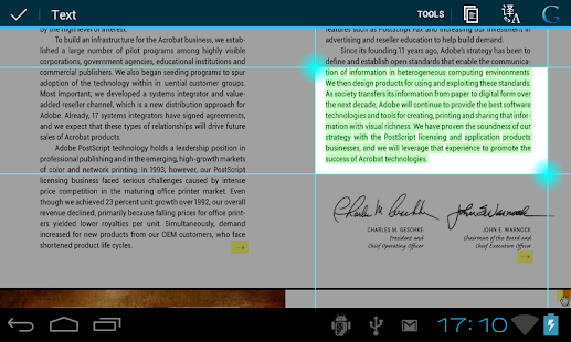 EBookDroid - PDF & DJVU Reader Screenshot