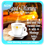 Good Morning messages images APK icon