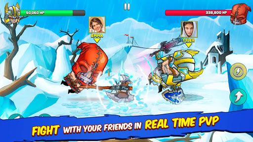 Tiny Gladiators - Fighting Tournament screenshot 20