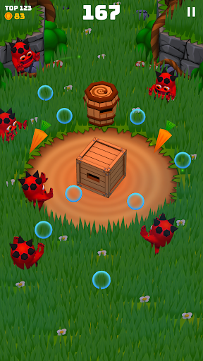Code Triche Trouble Troblins mod apk screenshots 4