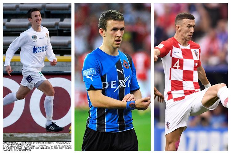 """Ivan Perisic: via Roeselare en Club Brugge naar Duitse en Italiaanse topclubs én de WK-finale: """"Ben je daar nu weer met die Kroaat?"""""""
