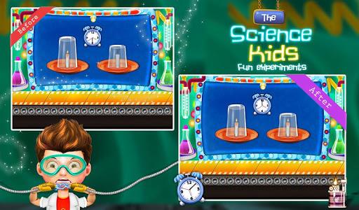 子供のための科学実験