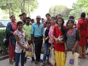 Photo: 4.13.13 Safe Delhi, India