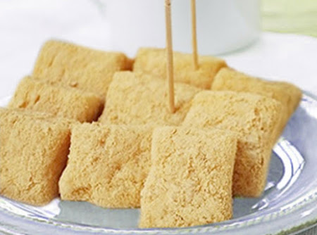 INJEOLMI  (Korean sweet rice cake) Recipe