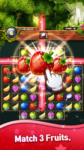 Sweet Fruit POP : Match 3 Puzzle apkmr screenshots 11