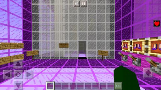Cube Escape 2018 Surival Map Minecraft PE 1.0 screenshots 2