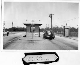 Photo: Chase Field Main Gate 1943 Photo Courtesy Don Kochi