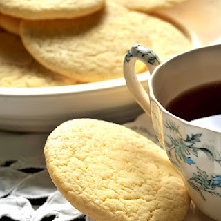 Old-Fashioned Tea Cakes Recipe