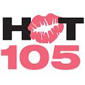 HOT 105 FM Miami icon