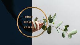 Flower Arrangement - YouTube Channel Art item
