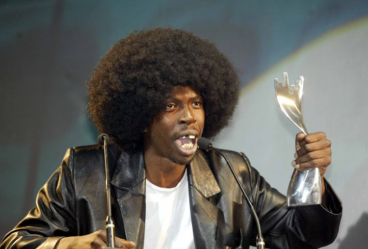 Pitch Black Afro.