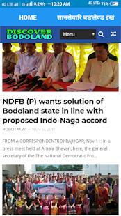 Discover Bodoland -सानसेयारि बड'लेण्ड इंखं - náhled