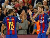 'Alba gaat spreken met Barcelona'