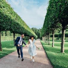 Wedding photographer Elis Roket (crystalrocket). Photo of 14.08.2017