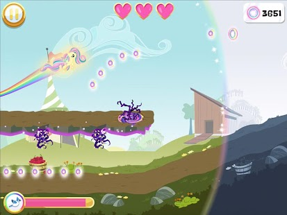 My Little Pony Läufer Screenshot