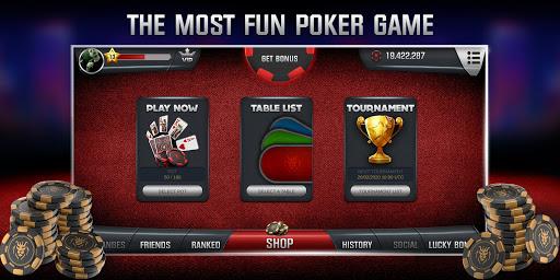 Leon Texas HoldEm Poker painmod.com screenshots 2