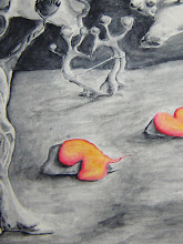 """Photo: """"Far, far away"""" (Water color on paper)"""