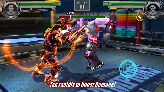 Real Steel Boxing Champion MOD Apk (Unlimited Money) 7