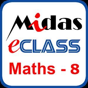 MiDas eCLASS Maths 8 Demo